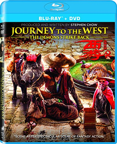 JOURNEY TO THE WEST: DEMONS STRIKE BACK - JOURNEY TO THE WEST: DEMONS STRIKE BACK (2 Blu-ray)