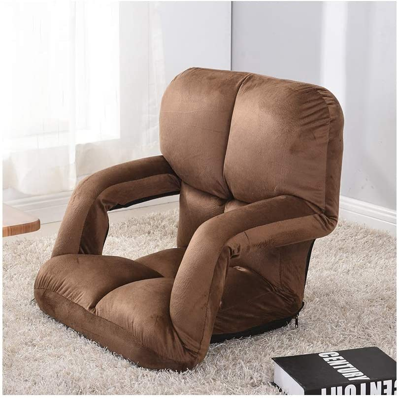 Luyiyi Lazy Direct sale of manufacturer Couch Tatami Bean Chair Multicolor Folding Max 65% OFF Bedro Bag