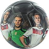 DFB Fussball, schwarz, 5, 60022-2015 -