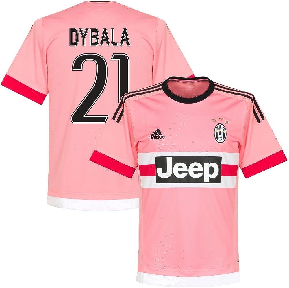 adidas Camiseta del Juventus Dybala Camiseta 2015 2016 ...