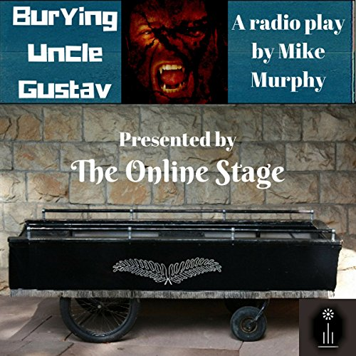 Burying Uncle Gustav audiobook cover art