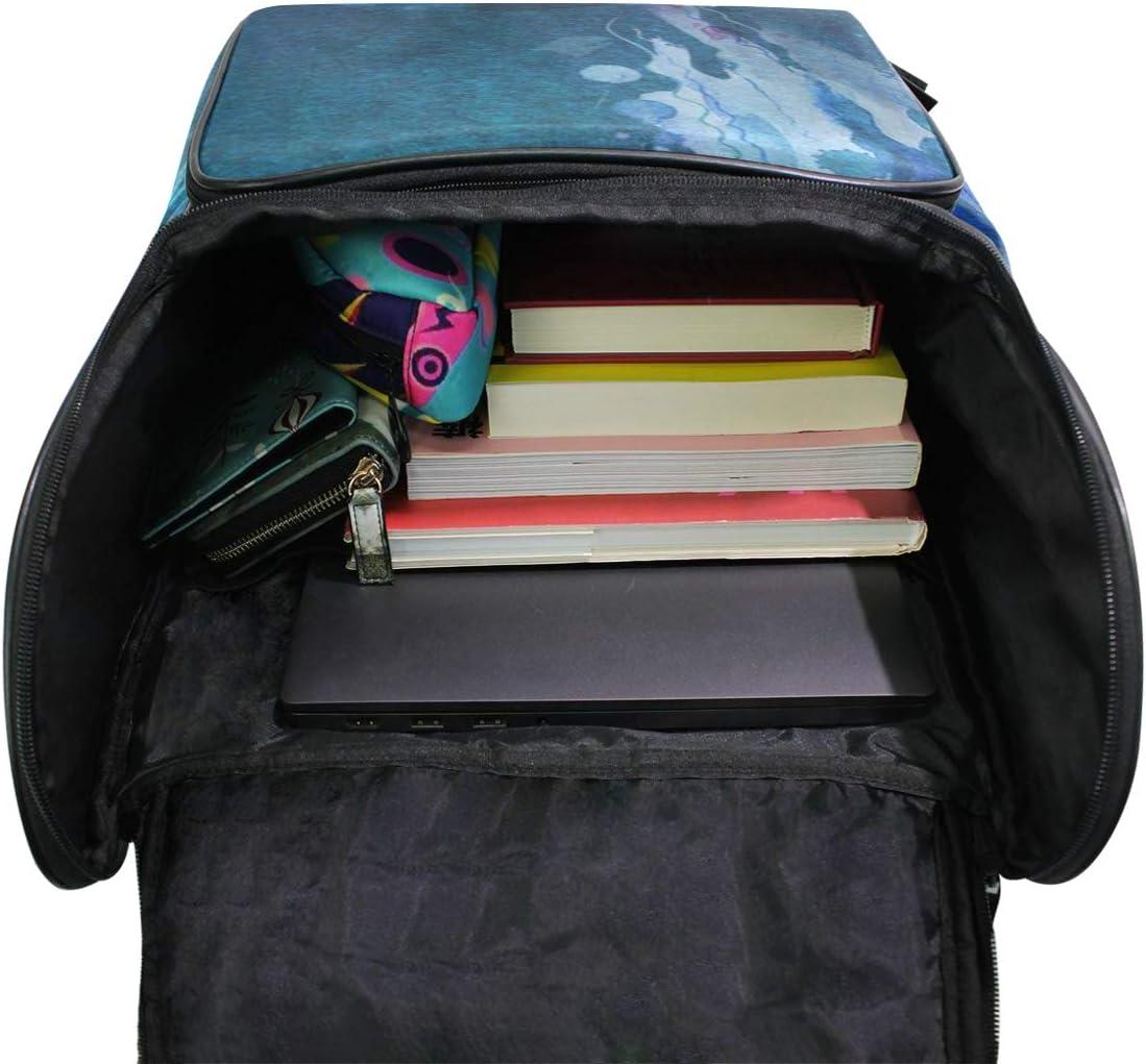 SLHFPX Laptop Backpack Unicorn Duffle Backpack for Men Large High School Bag