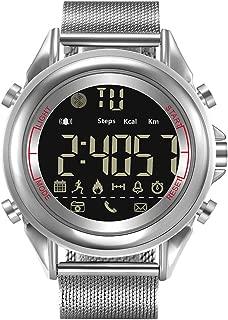 Amazon.es: smartwatch - Plateado: Relojes