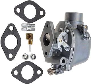 WOOSTAR 8N9510C Carburetor for Ford 2N 8N 9N Tractor Replace 8N9510C Heavy Duty B3NN9510A 9N9510A Marvel Schebler TSX33 TSX241A TSX241B TSX241C Zenith 0-13876 13876 FSC30-0032