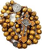 Zoom IMG-1 rosario di san benedetto in