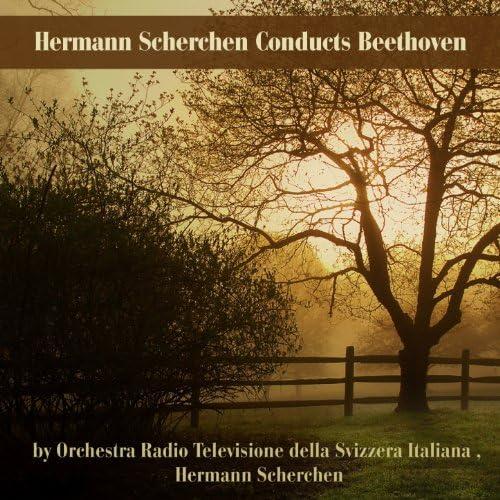 Orchestra Radio Televisione della Svizzera Italiana & Hermann Scherchen