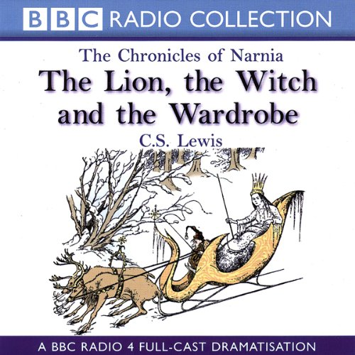 The Lion, the Witch, and the Wardrobe cover art