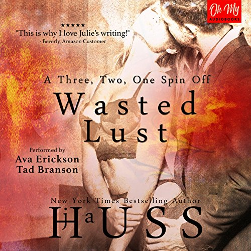 Wasted Lust audiobook cover art