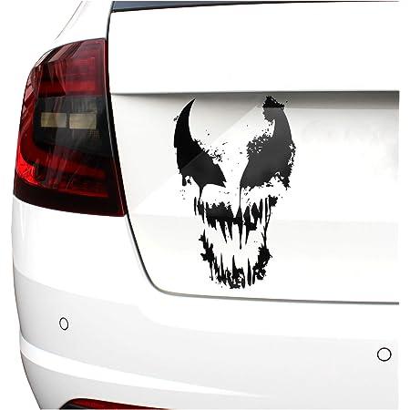 Wandtattoo Schlafzimmer Auto Aufkleber Auto Aufkleber Venom Spiderman Aufkleber 17 5x11 25cm Baumarkt