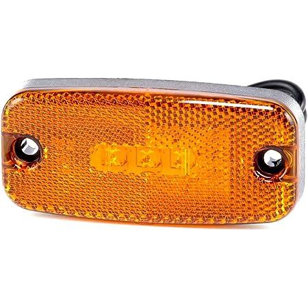 2x Led Blinker Orange Seitenmarkierungsleuchten Für Fe2 Fm2 Ducato 2006 Boxer 2006 Midlum Relay Premium Kerax Magnum Auto