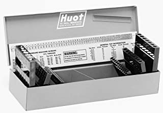 Huot 11750 Combination Drill Bit Index