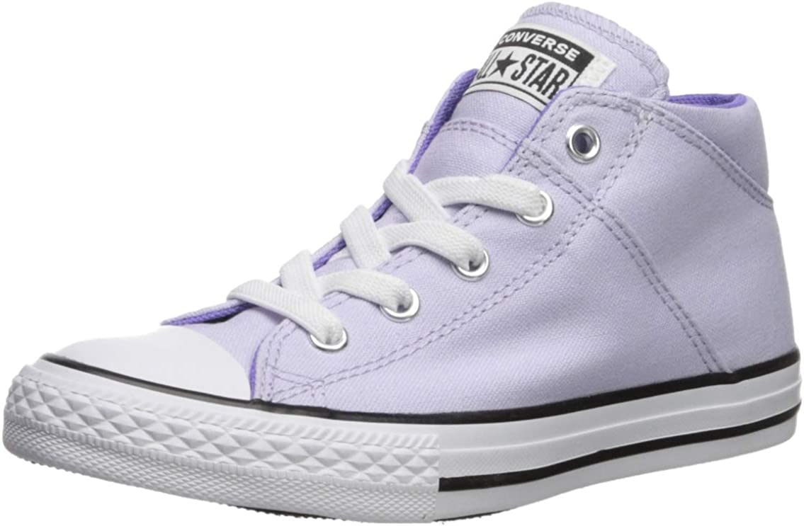 Converse Unisex-Child Kids' Chuck Taylor All Star Madison Canvas Mid Top Sneaker