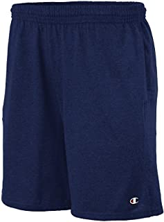 Champion Men's Authentic Cotton 9-inch Shorts with Pockets