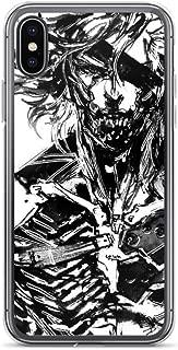 metal gear rising iphone case