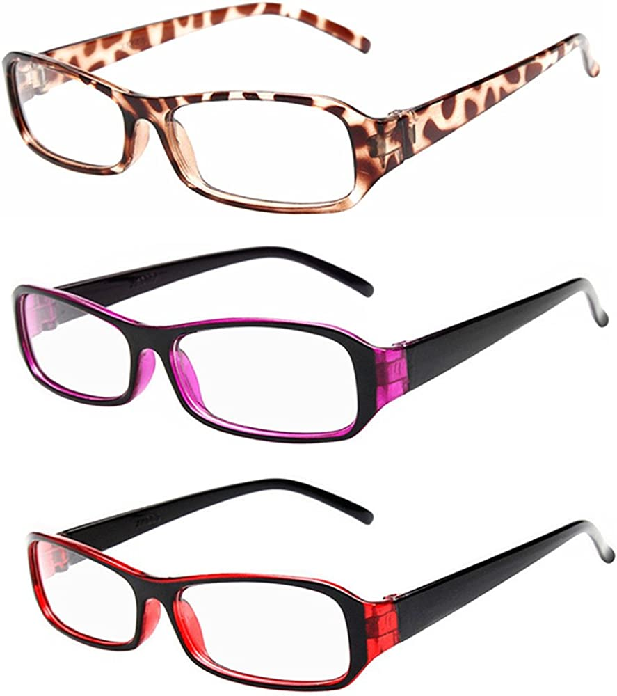 FancyG Vintage Inspired Classic Glasses Rectangle Frame Free Shipping Cheap Bargain Gift Max 44% OFF Eyewear