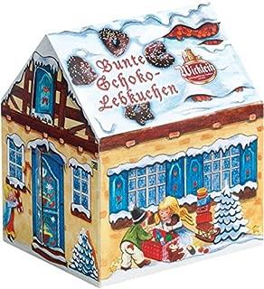 Wicklein Winterhouse Filled w/ Chocolate Coated Lebkuchen