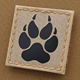 IR K9 Dog...image