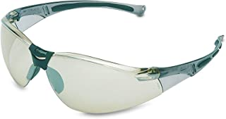 Howard Leight R-01708 HL804 Glasses, Gray Frame, Mirror Lens/Anti-Scratch