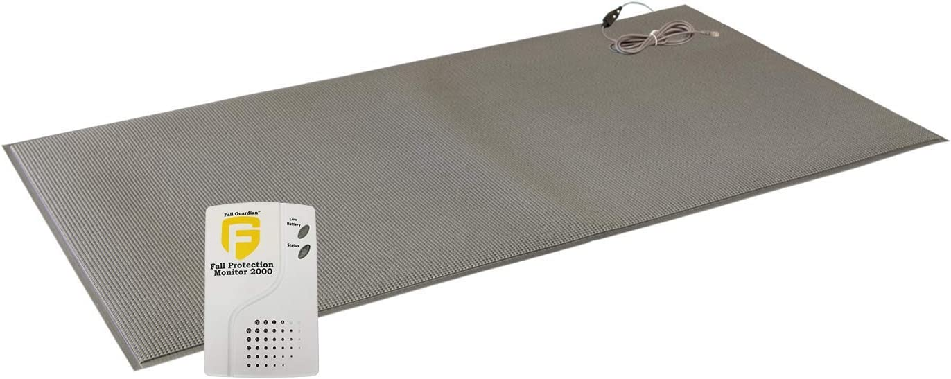 Fall Guardian Protection Monitor 2000 1 Mat Philadelphia Mall Floor Year Topics on TV With