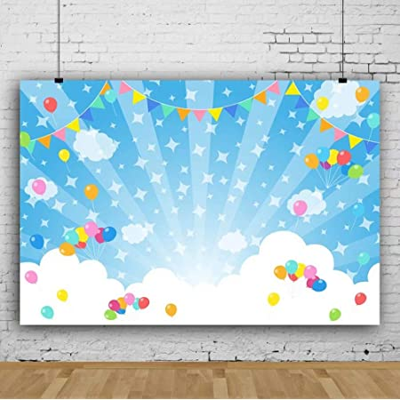 7x7FT Vinyl Wall Photography Backdrop,Mathematics Classroom,Kids Numerals Background for Baby Shower Bridal Wedding Studio Photography Pictures