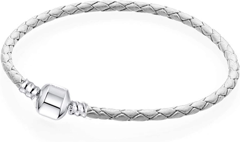 WANGJINQIAO Charm Bracelet 2021 model Cute Mouse fine Chain Bra Basic Snake A surprise price is realized
