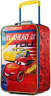 American Tourister(アメリカンツーリスター) ディズニー カーズ キャリーバッグ ソフト スーツケース キッズ [並行輸入品]