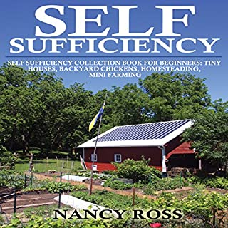 Self Sufficiency Box Set, 4 in 1 audiobook cover art