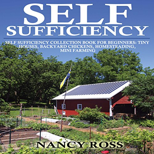 Self Sufficiency Box Set, 4 in 1 cover art