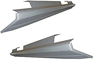 Motor City Sheet Metal - Works With CREW CAB CHEVROLET SILVERADO SUBURBAN 4 DOOR ROCKER PANELS 99-06 - 1 PAIR