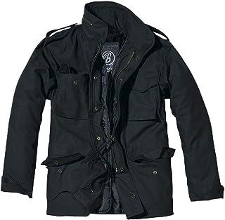 Brandit Men's M-65 Classic Jacket Black