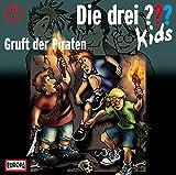 Die Drei ??? Kids (Folge 7) - Gruft der Piraten