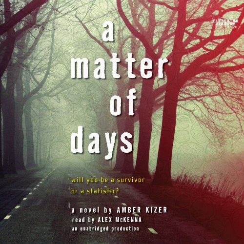 A Matter of Days audiobook cover art