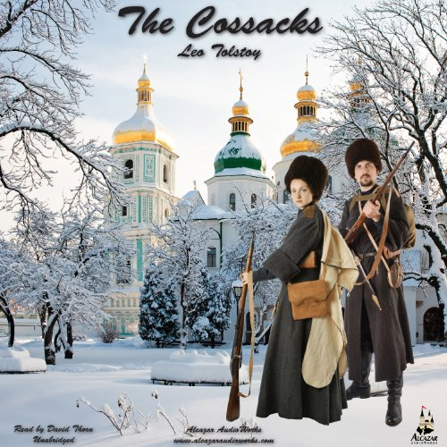 The Cossacks audiobook cover art