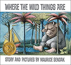 Image: Where the Wild Things Are | Hardcover: 48 pages | by Maurice Sendak (Author, Illustrator). Publisher: HarperCollins; 25th-anniversary edition (December 26, 2012)