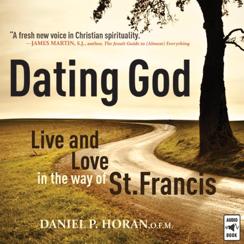 Dating God audiobook cover art