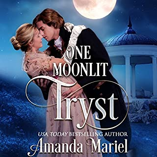One Moonlit Tryst audiobook cover art