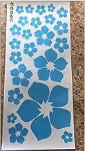 Romantische Cherry Bloem Muursticker 22 * 50 cm DIY Voor Kamer Decoratie Multi-color Kleine Bloem Keuken Sticker vinyl T...