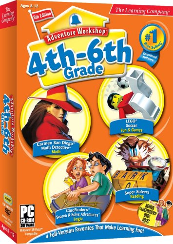 Adventure Workshop 4th-6th Grade 8th Edition [Old Version]