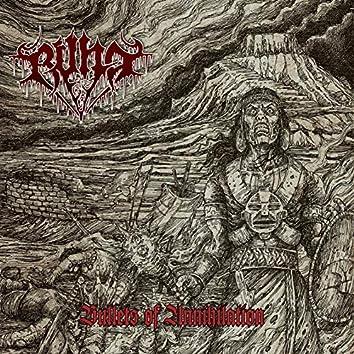Bullets Of Annihilation (EP 2015)