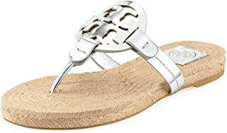 57fe51b079f845 Amazon.com  Tory Burch - Flip-Flops   Sandals  Clothing