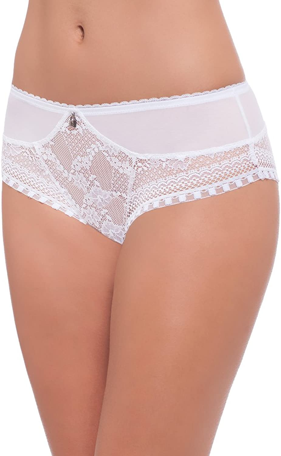 Barbara Imperiale White Shorty 180641BL001