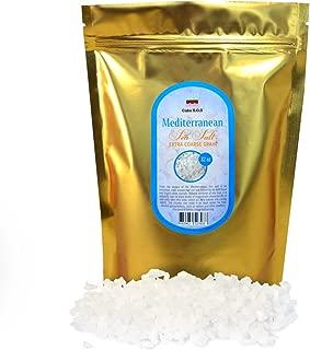 Mediterranean Sea Salt, Extra Coarse Grain 2 lb.