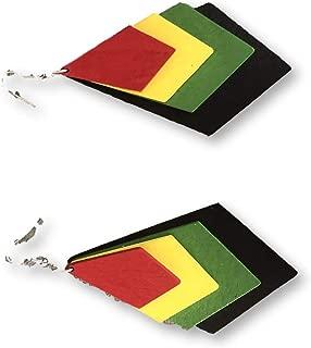 rastafarian earrings