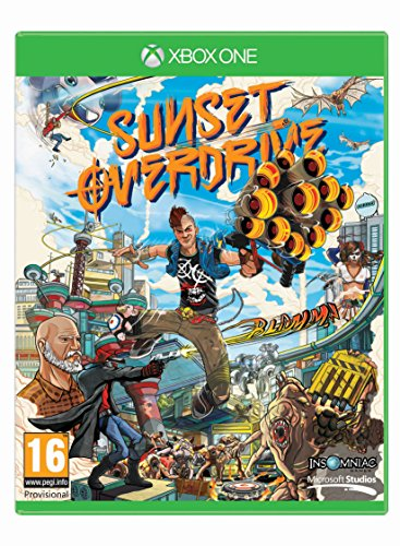Microsoft Sunset Overdrive Day One, Xbox One [Importato:Germania]