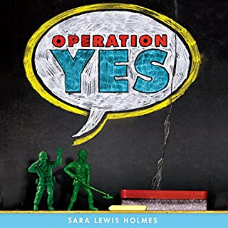 Operation Yes  audiobook cover art