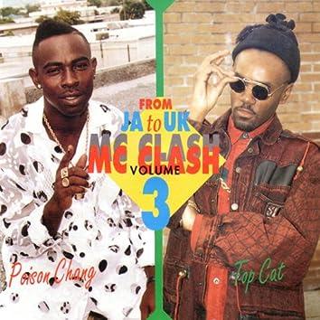 JA To UK MC Clash, Vol.3