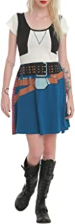 Han Solo Costume Dress Mini Dress Size S
