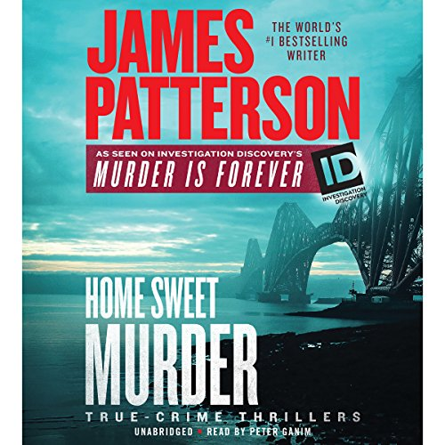 Home Sweet Murder audiobook cover art