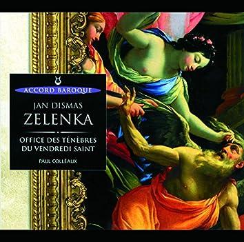 Zelenka: Repons et lamentations - Office des Ténèbres du Vendredi Saint