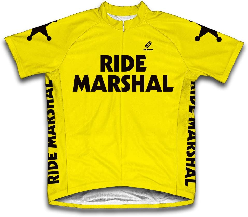 ScudoPro Ride Marshal Short Los Angeles Mall Sleeve Cycling Youth Jersey Max 67% OFF for